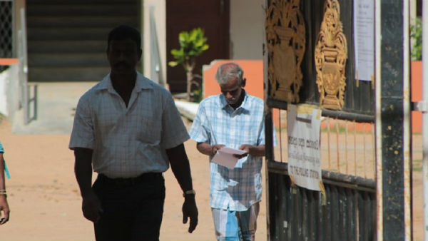 Srilanka Presidential Elections: 50 % average voter turnout as at 12 noon