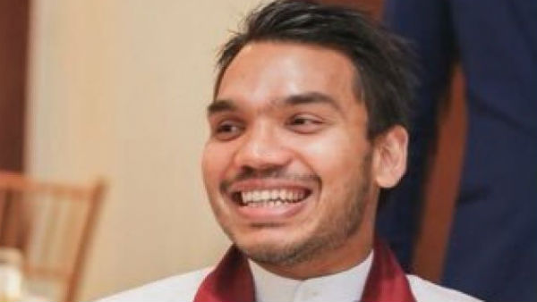 TN politicians use Sri Lankan Tamil issue for their own personal gains, says Namal Rajapaksa