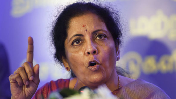 Govt will give debt financing for stalled housing projects says Minister Nirmala Sitharaman