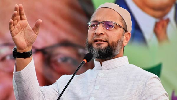 We dont need 5 acre land as donation: Asaduddin Owaisi
