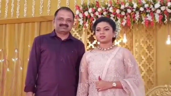 perarivalan participated sisters daughter marriage reception