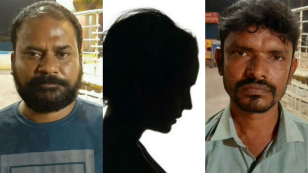 chennai famous rowdy arcot suresh arrested in andhra