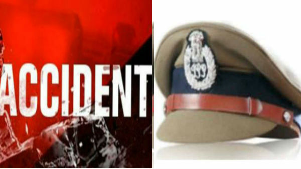chennai policeman died in road accident