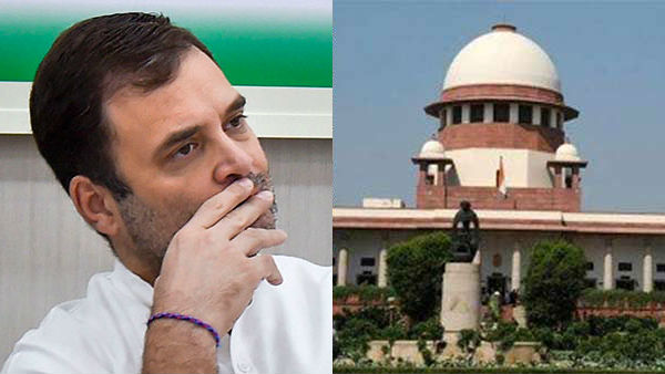 Can Rahul Gandhi's election be set aside if found guilty for 'Chowkidar Chor Hai,' remark?