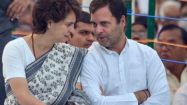 Jharkhand assembly elections: Rahul Gandhi, Priyanka Gandhi decided not to campaign