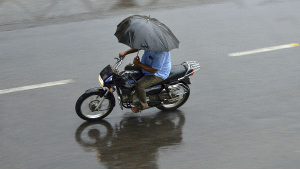 weather update for chennai: good chance of moderate to heavy spells of Rains over many places in chennai