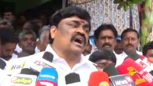 rajendra balaji says dmk will be defeated massively in local body elections