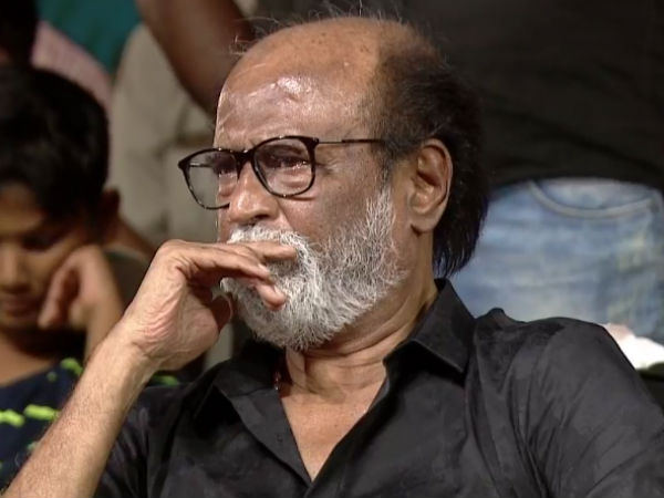 Rajinikanth says he is not willing to comment on ADMK, DMK about vaccum