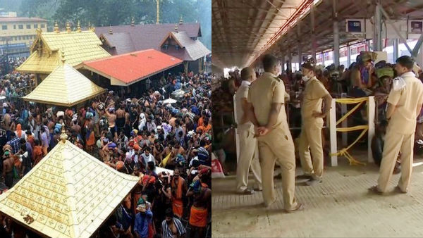 Security beefed up in Sabarimala