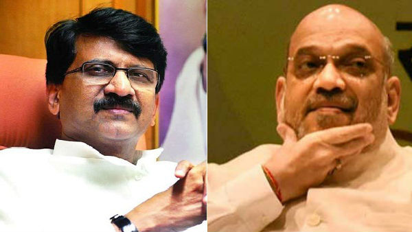 Maharashtra CM Post issue: Sanjay Raut replies to Amit Shah
