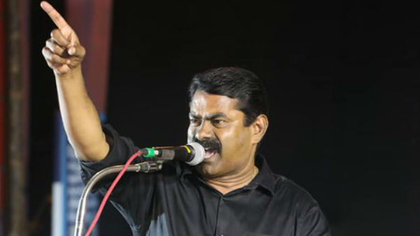 Seeman says that admk government not giving importantance to Tamil