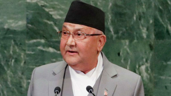 India Should withdraws its army from our land, says Nepal PM Oli