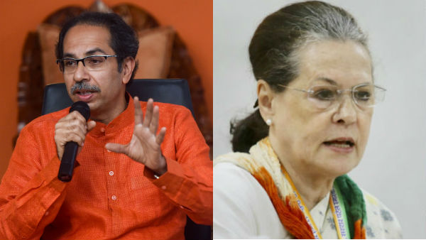 Uddhav Thackeray speaks to Sonia Gandhi over phone