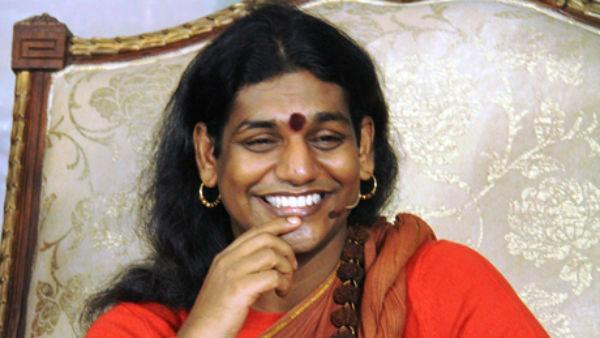 முட்டாள் ராவணன்.. வீடியோவில் பேசிட்டிருக்கும்போதே.. திடீரென திட்ட ஆரம்பித்த நித்யானந்தா!