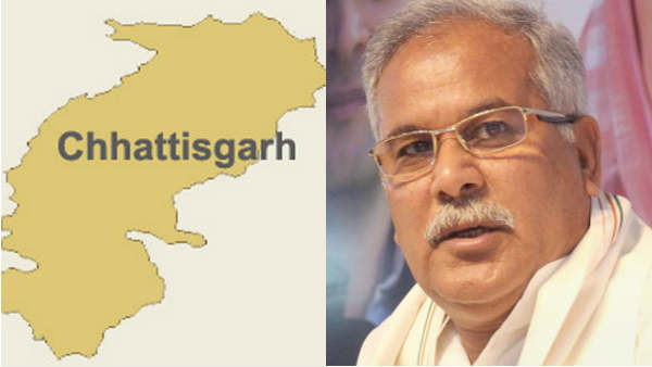 Chhattisgarh CM says half of the state population has no documents to prove their citizenship