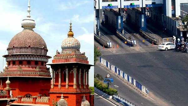 Chennai HC orders to rectify the defects in Fastag charges