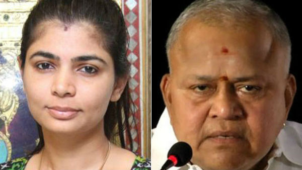 radha ravi on bjp : What message are you giving to women now? asked chinmayi