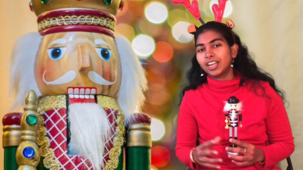 nut crackers are famous in us christmas celebrations