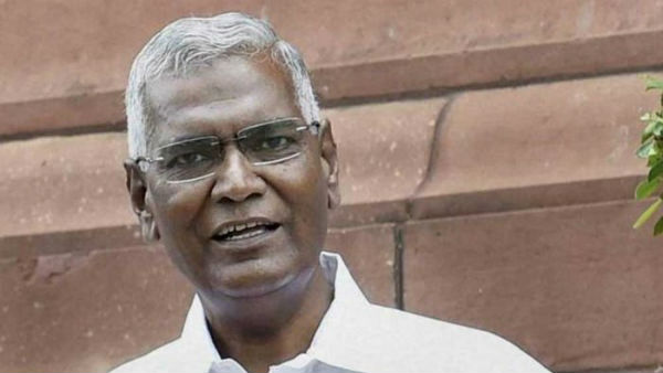 D Raja condemns Police attack on Delhi Students