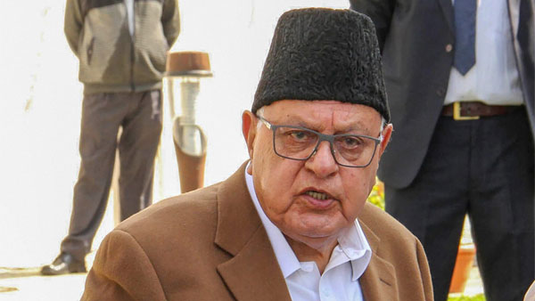 The detention of Farooq Abdullah, extended for another three months