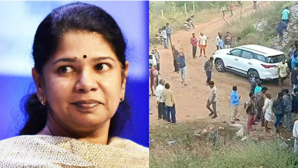 Kanimozhi not welcome police encounter in Telangana