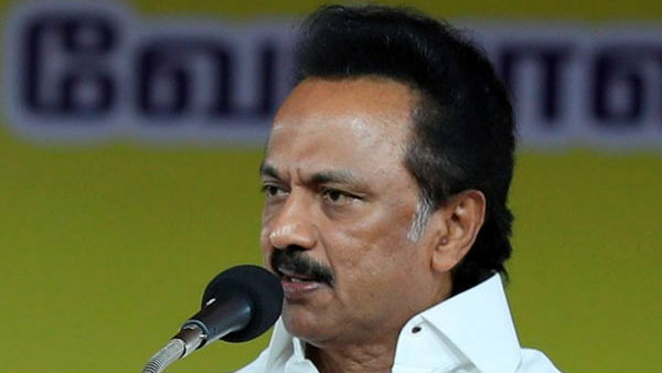Tamilnadu local body elections 2019: MK Stalin meets party senior leaders