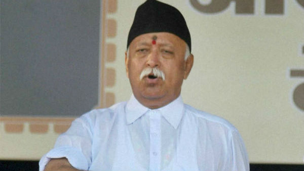 For RSS, all 130 crore Indians are Hindus: Mohan Bhagwat