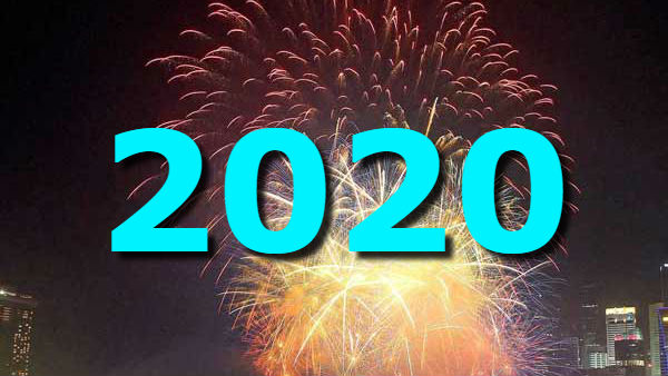 new year 2020: what are your resolutions