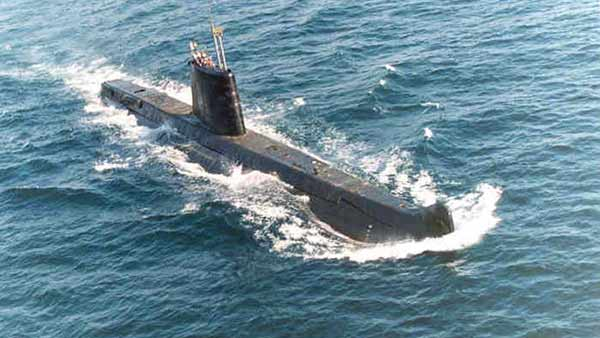 Pakistans New mini-submarines threaten Sir Creek