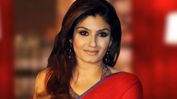 Actress Raveena Tandon booked by police for 'hurting religious sentiments'