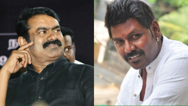 Seeman slams Raghava Lawrence
