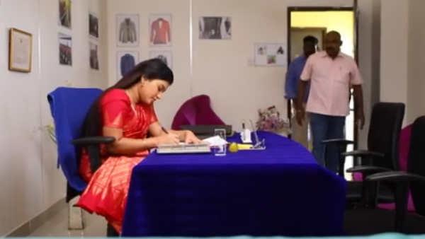 Sembaruthi Serial: நீ இப்போ சமையல்காரி இல்லை பார்வதி.. குட்வில் அம்பாசிடர்!