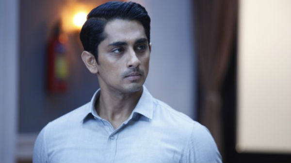 These two are not Krishna and Arjuna, says Siddharth