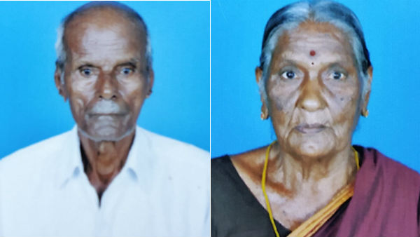 aged couple committed suicide near tiruppur