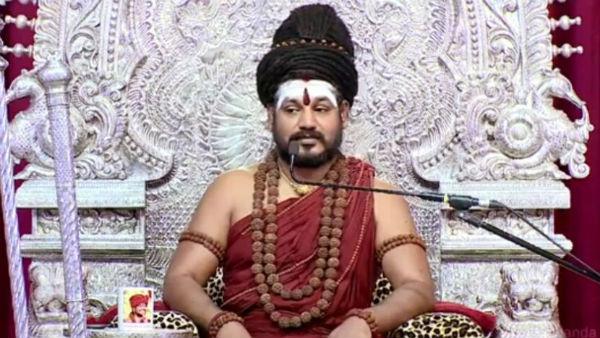 நித்தி வழக்கில் திடீர் திருப்பம்.. 2 பெண் சீடர்கள் தாக்கல் செய்த பிரமாண பத்திரத்தில் புதிய தகவல்