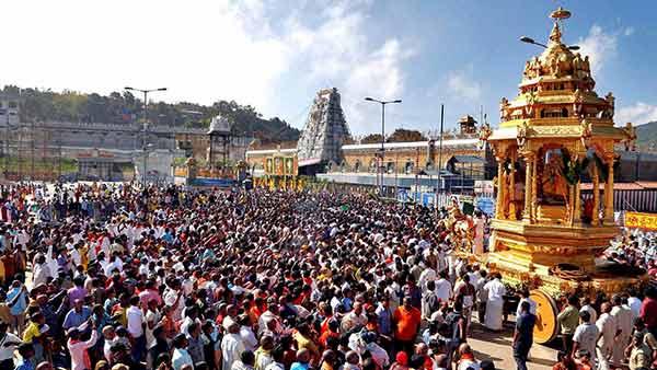 திருமலை: மலையப்ப சுவாமி சிலையில் சேதம்... ஆர்ஜித சேவைகள் நிறுத்தப்படுமா