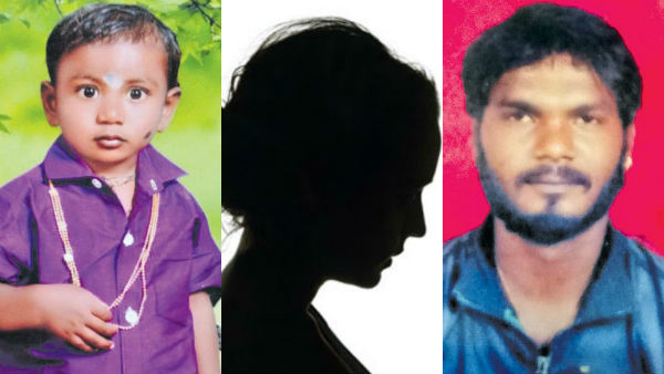 3 year old baby murdered and one arrested in chennai