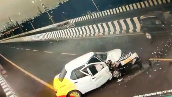 Car accident in Coimbatore district