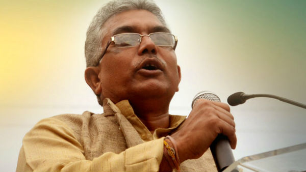 WB BJP President Dilip Ghosh vows to send back infiltrators and supporters to Bangladesh