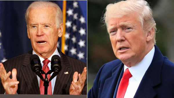 Iran intensification shows Trump dangerously incompetent: Democratic presidential candidate Joe Biden