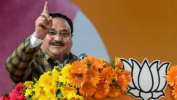 BJP Working President JP Nadda Likely To become New Party Chief On Jan. 20