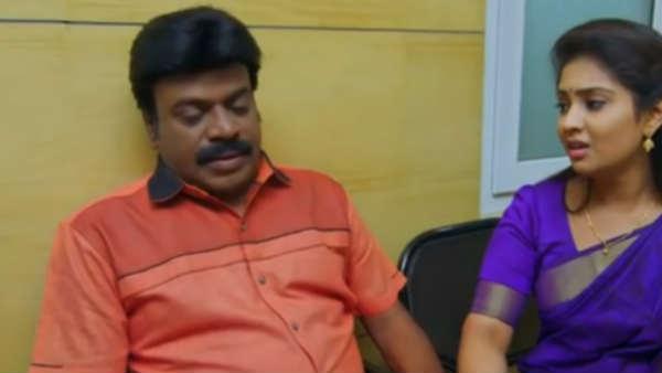 kalyana veedu Serial: ரொம்ப டென்சன் ஆகற மாதிரி சீனோ... கதாபாத்திரங்களோ வக்காதீங்கடே!