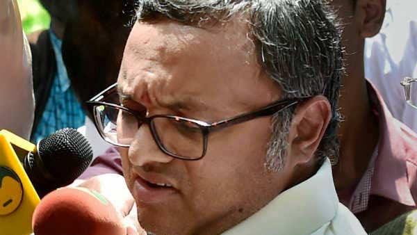 ஐஎன்எக்ஸ் மீடியா வழக்கு.. மீண்டும் வேகம் எடுக்கும் அமலாக்கத்துறை.. கார்த்தி சிதம்பரத்திடம் விசாரணை!