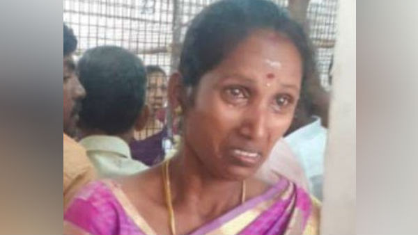 karur candidate usha defeated in local body election