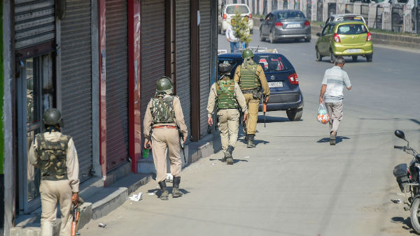 Kashmir police find China link in grenade attacks on Security forces
