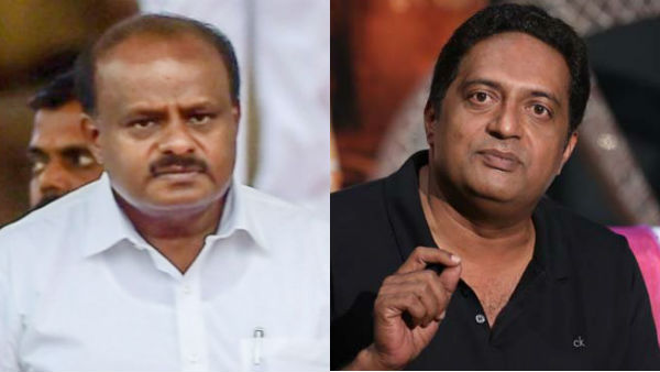 Murder threat letter sent to Kumaraswamy, Prakash Raj and Brinda from an unknown man
