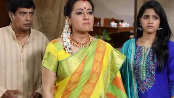 Magarasi Serial: குழந்தையை தாண்டச் சொல்றாய்ங்களேப்பா... முந்தானை முடிச்சு சீனு!