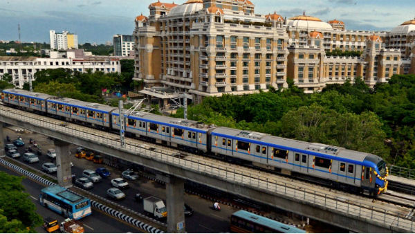Metro Rail to Kodambakkam-Poonamalli at a cost of Rs 2,306 crore