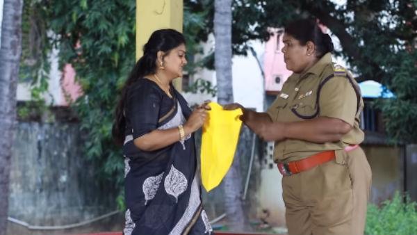 Minnale Serial: வசனத்தில் கவனம் வேணாமா?... யாரு சீரியல் இது...!