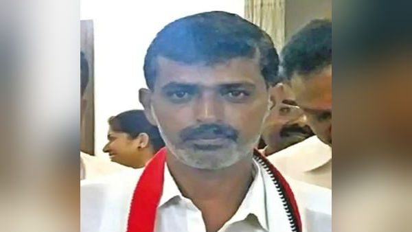 DMK man arrested for killing his friend